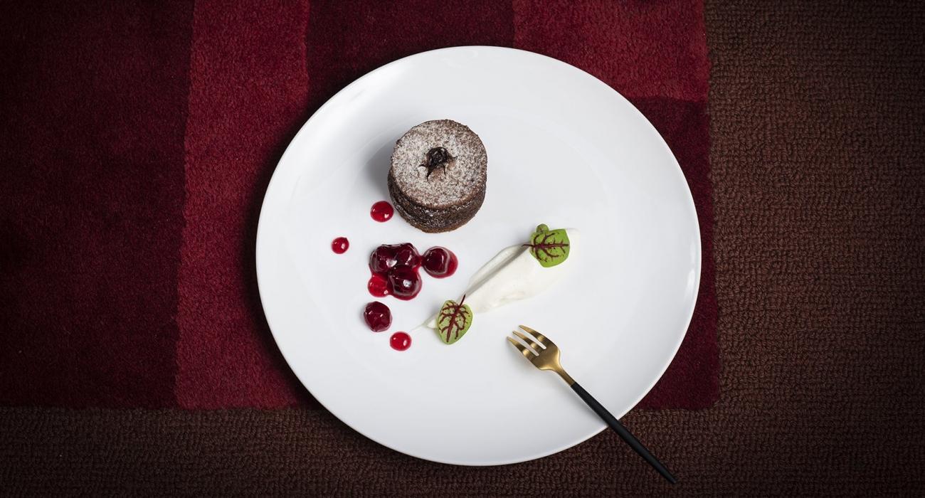 烘培熔岩巧克力
