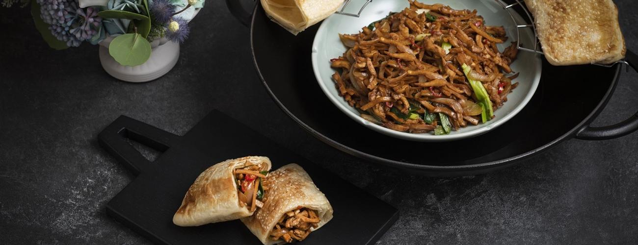 中式料理餐檯