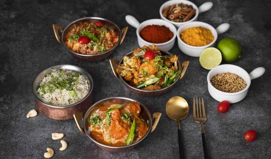 印度奶油咖哩雞