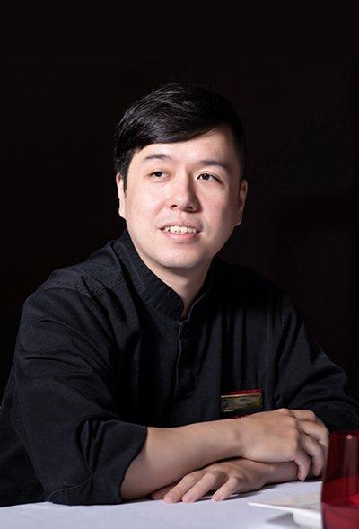 型男主廚蔡漢霆