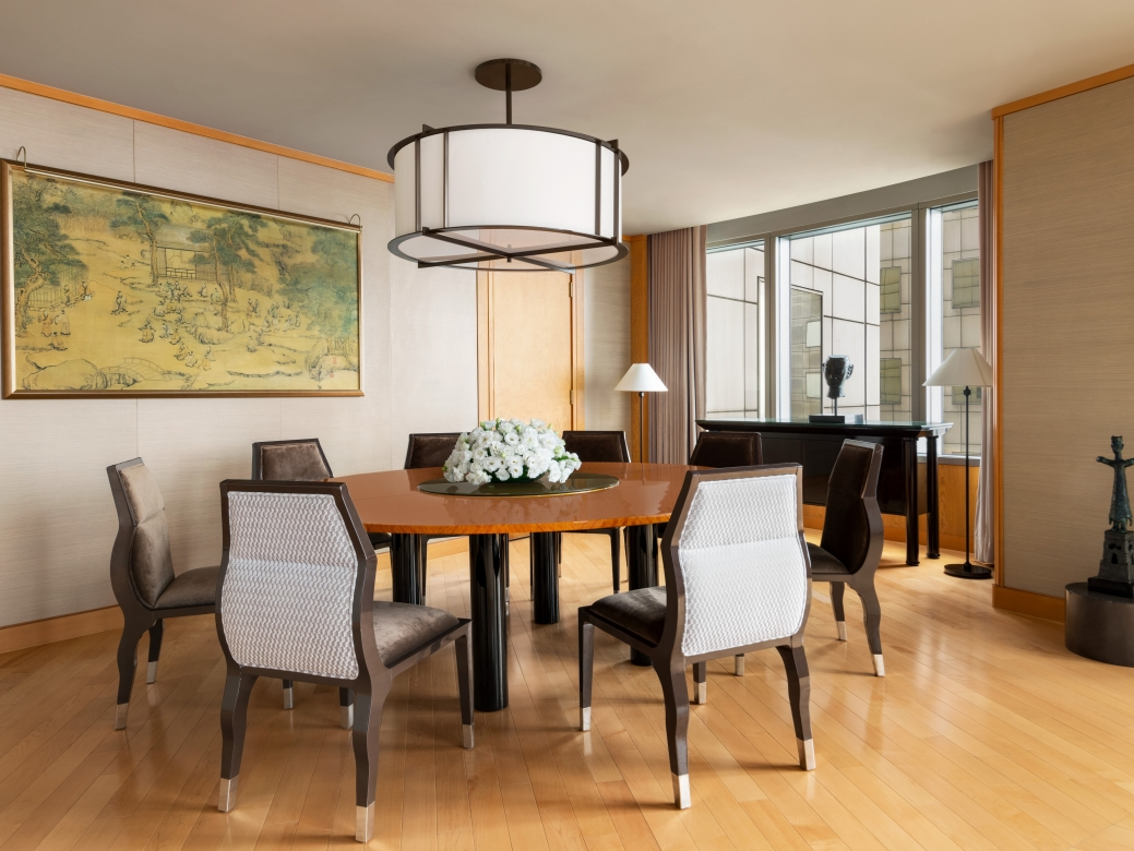 Presidential Suite Bedroom 3